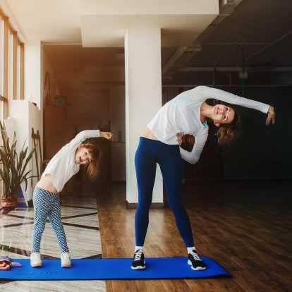 6 Tips Olahraga Di Rumah Bersama Anak dan Keluarga - Gotomalls