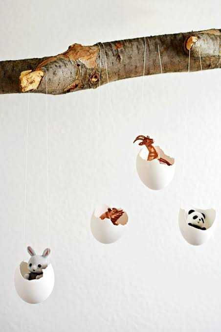 8 Kreasi Kerajinan Dari Kulit Telur - Gotomalls