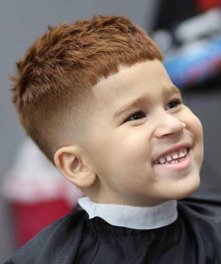 12 Model Rambut Anak Laki-Laki Yang Keren - Gotomalls